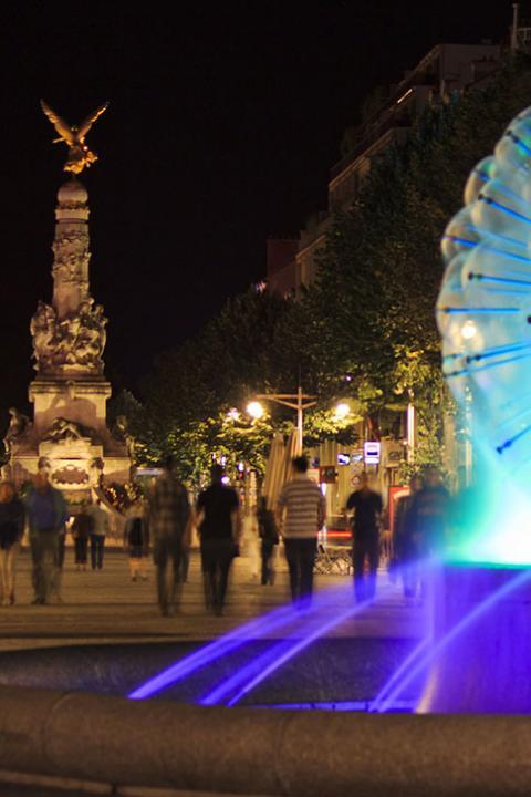 Place d'Erlon - Reims